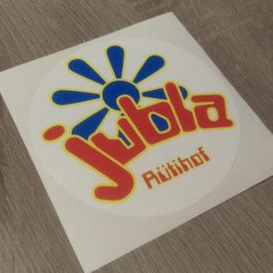 Jubla-Rütihof Sticker